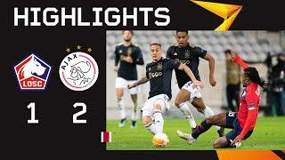 Short Highlights | Lille - Ajax | UEFA Europa League