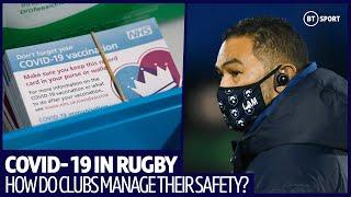 COVID-19 in Rugby   How are Premiership Rugby clubs remaining safe in the coronavirus pandemic?