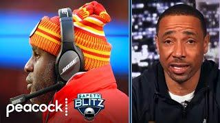 Rodney Harrison: Eric Bieniemy would've been hired if he was white | Safety Blitz | NBC Sports