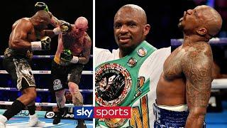 DILLIAN WHYTE'S GREATEST HITS