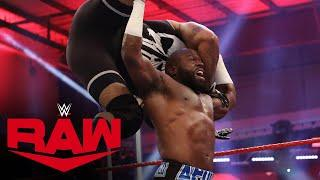 Apollo Crews vs. MVP: Raw, June 29, 2020