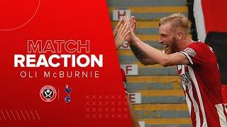Oli McBurnie | Sheffield United 3-1 Tottenham Hotspur | Premier League reaction