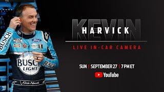 Kevin Harvick live in-car camera presented by Verizon | NASCAR Playoffs at Las Vegas Motor Speedway