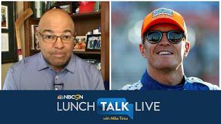 IndyCar champ Scott Dixon ready for opener at Texas Motor Speedway | Lunch Talk Live | NBC Sports