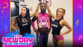 An IIconics love fest: The New Day: Feel the Power, May 11, 2020