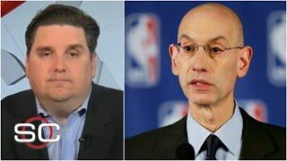 NBA teams may want different things from the league's return – Windhorst | SportsCenter