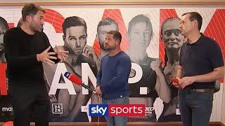 LIVE Q&A! Eddie Hearn on Whyte/Fury/Joshua, KSI vs Jake Paul, Matchroom vs Queensbury & MMA switch