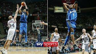 Magic McGrady explodes for 46 to sink the Nets! | Magic 113-105 Nets | NBA Retro