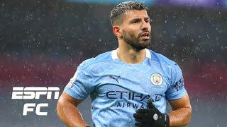 Should Man City's Sergio Aguero fill the No. 9 void left by Luis Suarez at Barcelona?   Extra Time