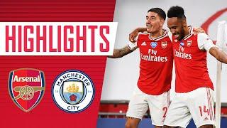 HIGHLIGHTS   Arsenal 2-0 Manchester City   Emirates FA Cup finalists!