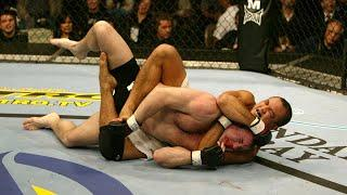 Free Fight: BJ Penn vs Matt Hughes 1 | UFC 46, 2004