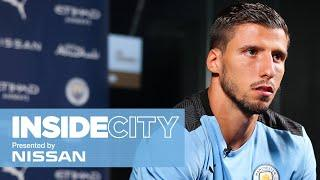 RUBEN DIAS FIRST WEEK | INSIDE CITY 380