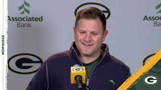 Gutekunst On Franchise Tag: 'If That's The Best Situation For Us, We'll Use It'