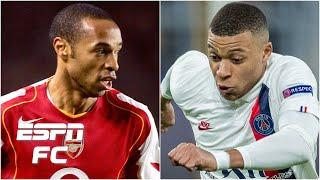Thierry Henry in his prime or Kylian Mbappe? | ESPN FC Extra Time