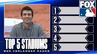 Ranking the Top 5 stadiums in MLB — Ben Verlander Ranks | FOX MLB