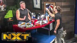 A look at Adam Cole and Pat McAfee's heated exchange: WWE NXT, July 29, 2020