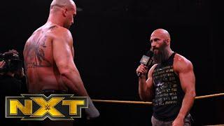 Tommaso Ciampa confronts Karrion Kross: WWE NXT, May 20, 2020