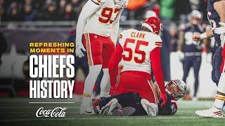 Chiefs Best Reigning Champs En Route to SBLIV | Refreshing Moments in Chiefs History