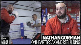 Nathan Gorman tells the heartbreaking story about his family during Daniel Dubois fight week
