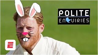 Is Ben Stokes Ravi Ashwin's bunny?! | #PoliteEnquiries | India vs. England 2nd Test