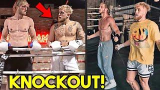*LEAKED* LOGAN and JAKE PAUL TRAINING, SPARRING TOGETHER for NEXT FIGHTS- 2021(ASKREN, MAYWEATHER)
