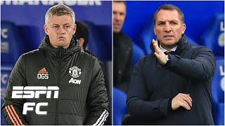Leicester vs. Man United had ONE elite manager on show, and it wasn't Ole Gunnar Solskjaer   ESPN FC