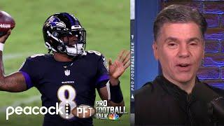 Is Baltimore Ravens' offense too reliant on Lamar Jackson? | Pro Football Talk | NBC Sports