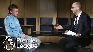 Inside the Mind of Kevin De Bruyne with Roger Bennett | Premier League Download | NBC Sports