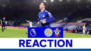 'We Battled Really Well' - James Maddison   Leicester City 2 Southampton 0