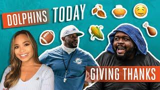 GIVING THANKS | Dolphins Today
