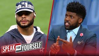Dak Prescott's expectations are 'sky high' heading into Week 2 — Acho | NFL | SPEAK FOR YOURSELF