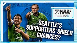 Are the Seattle Sounders MLS Cup bound again?! How dangerous could Miami be in Playoffs?