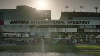 Sights and Sounds: Take in Daytona on race-day morning