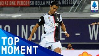 Ronaldo gives Juve the lead with a penalty!   Bologna 0-2 Juventus   Top Moment   Serie A TIM
