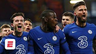 Chelsea's squad showed they'll be in the hunt for the Premier League title - Craig Burley | ESPN FC