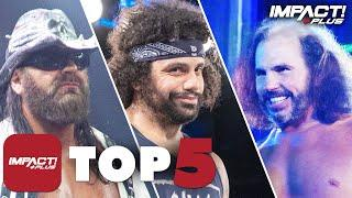 5 GREATEST Tag Team Championship Matches in IMPACT Wrestling History! | IMPACT Plus Top 5