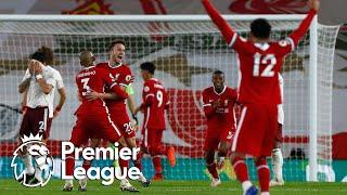 Liverpool, Aston Villa stay perfect with win v. Arsenal, Fulham   Premier League Update   NBC Sports