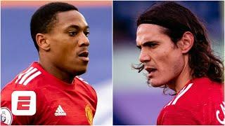 Anthony Martial critics are out; Did Solskjaer wait too long to bring on Edinson Cavani? | ESPN FC