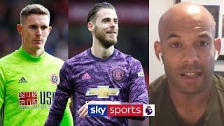 Is Dean Henderson destined to replace David de Gea at Man United? | The Football Show