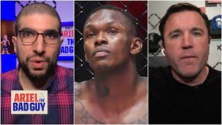 Israel Adesanya deserves respect for daring to be great – Ariel Helwani | Ariel & The Bad Guy