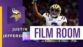 Film Room: Why Justin Jefferson Is Much More Than Just A Slot Receiver | Minnesota Vikings