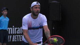 Andrej Martin vs. Soon-woo Kwon - Match Highlights (1R) | Melbourne Summer Series 2021