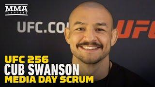 UFC 256: Cub Swanson Wants To See Long-Term Health Insurance For Fighters - MMA Fighting
