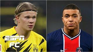 Is Borussia Dortmund's Erling Haaland better than PSG's Kylian Mbappe? | Extra Time