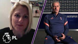 Jose Mourinho: Tottenham 'growing up' this season | Inside the Mind with Rebecca Lowe | NBC Sports