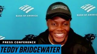 Teddy Bridgewater inspired by NFC South QBs