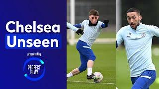 We're Back To Work As Focus Switches To The FA Cup | Chelsea Unseen