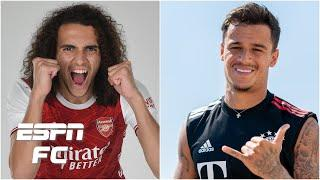 Is a Matteo Guendouzi & Philippe Coutinho swap the deal Arsenal need? | ESPN FC
