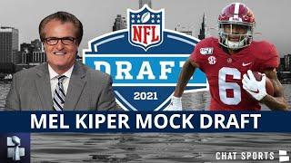 Mel Kiper 2021 NFL Mock Draft: Reacting To All 32 Round 1 Selections