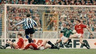 Sheffield Wednesday v Manchester United | 1991 Rumbelows Cup final full match